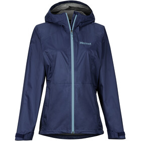 Marmot PreCip Eco Plus Jacket Women arctic navy